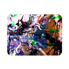Jealousy   Battle Of Insects 6 Double Sided Flano Blanket (mini)  by bestdesignintheworld