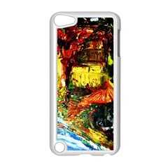 St Barbara Resort Apple Ipod Touch 5 Case (white)
