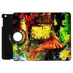 St Barbara Resort Apple Ipad Mini Flip 360 Case