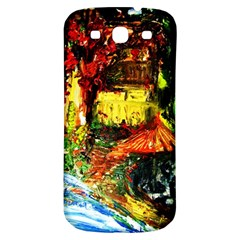 St Barbara Resort Samsung Galaxy S3 S Iii Classic Hardshell Back Case