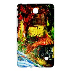 St Barbara Resort Samsung Galaxy Tab 4 (8 ) Hardshell Case  by bestdesignintheworld