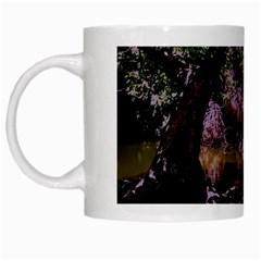 Old Tree 6 White Mugs