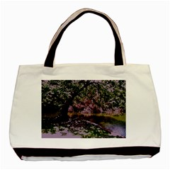 Old Tree 6 Basic Tote Bag