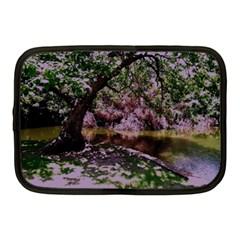 Old Tree 6 Netbook Case (medium)
