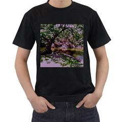 Old Tree 6 Men s T Shirt (black)