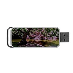 Old Tree 6 Portable Usb Flash (two Sides)
