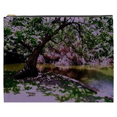 Old Tree 6 Cosmetic Bag (xxxl)