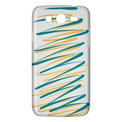 Twist Yellow Dark Green Samsung Galaxy Mega 5 8 I9152 Hardshell Case  by goodart
