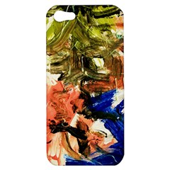 Painting And Letters Apple Iphone 5 Hardshell Case