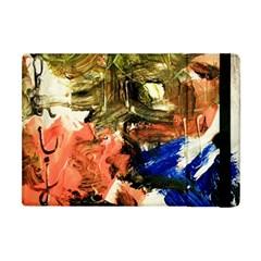 Painting And Letters Apple Ipad Mini Flip Case