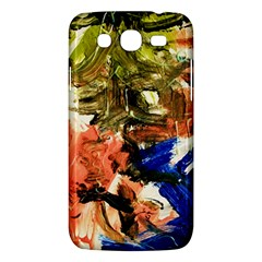 Painting And Letters Samsung Galaxy Mega 5 8 I9152 Hardshell Case