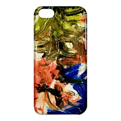 Painting And Letters Apple Iphone 5c Hardshell Case