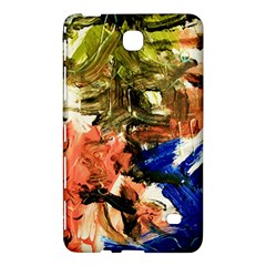 Painting And Letters Samsung Galaxy Tab 4 (8 ) Hardshell Case