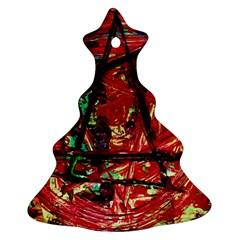 Sacred Marks Ornament (christmas Tree)