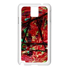 Sacred Marks Samsung Galaxy Note 3 N9005 Case (white)