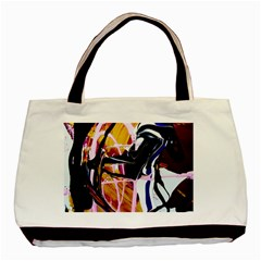Immediate Attraction 2 Basic Tote Bag by bestdesignintheworld