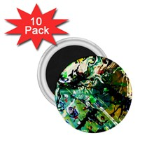 Jealousy   Battle Of Insects 4 1 75  Magnets (10 Pack)