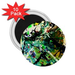 Jealousy   Battle Of Insects 4 2 25  Magnets (10 Pack)