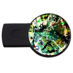 Jealousy   Battle Of Insects 4 Usb Flash Drive Round (2 Gb)