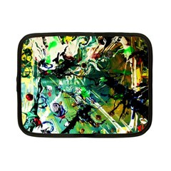 Jealousy   Battle Of Insects 4 Netbook Case (small)