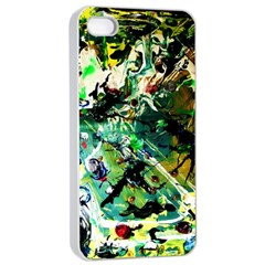 Jealousy   Battle Of Insects 4 Apple Iphone 4/4s Seamless Case (white)