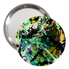 Jealousy   Battle Of Insects 4 3  Handbag Mirrors