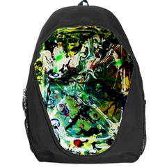 Jealousy   Battle Of Insects 4 Backpack Bag by bestdesignintheworld