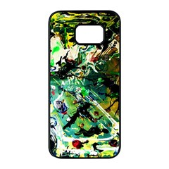 Jealousy   Battle Of Insects 4 Samsung Galaxy S7 Edge Black Seamless Case by bestdesignintheworld