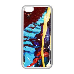 Roundway Ticket 1 Apple Iphone 5c Seamless Case (white)