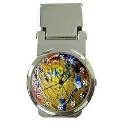 Lunar Eclipse 5 Money Clip Watches