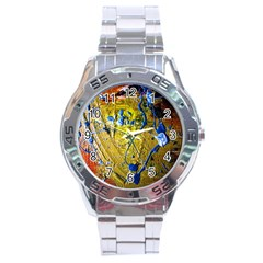 Lunar Eclipse 5 Stainless Steel Analogue Watch