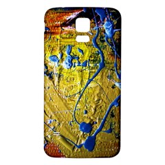 Lunar Eclipse 5 Samsung Galaxy S5 Back Case (white) by bestdesignintheworld