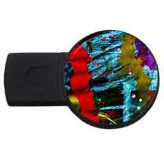 Totem 1 Usb Flash Drive Round (2 Gb)
