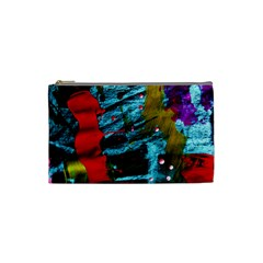 Totem 1 Cosmetic Bag (small)  by bestdesignintheworld