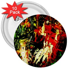 Sunset In A Desert Of Mexico 1 3  Buttons (10 Pack)