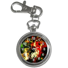 Sunset In A Desert Of Mexico 1 Key Chain Watches by bestdesignintheworld