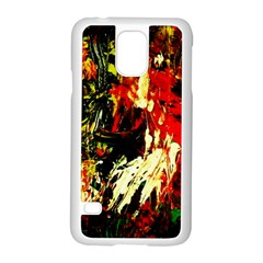 Sunset In A Desert Of Mexico 1 Samsung Galaxy S5 Case (white)