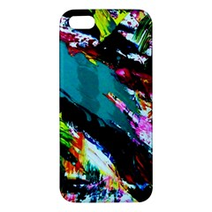 Tulips First Sprouts 6 Apple Iphone 5 Premium Hardshell Case
