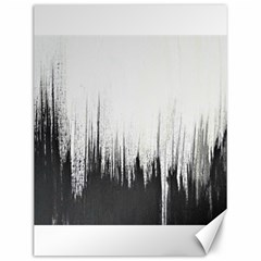 Simple Abstract Art Canvas 12  x 16