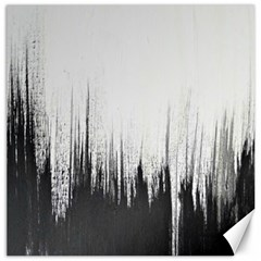 Simple Abstract Art Canvas 20  x 20