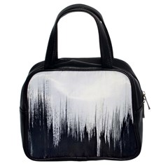 Simple Abstract Art Classic Handbags (2 Sides)
