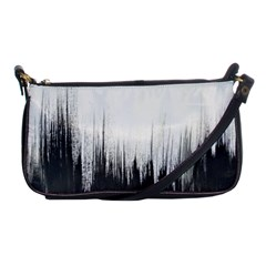 Simple Abstract Art Shoulder Clutch Bags