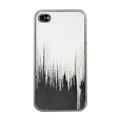 Simple Abstract Art Apple iPhone 4 Case (Clear)