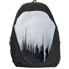 Simple Abstract Art Backpack Bag
