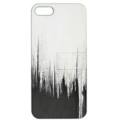 Simple Abstract Art Apple iPhone 5 Hardshell Case with Stand