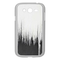 Simple Abstract Art Samsung Galaxy Grand Duos I9082 Case (white)