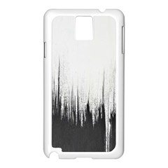 Simple Abstract Art Samsung Galaxy Note 3 N9005 Case (White)