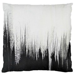Simple Abstract Art Large Flano Cushion Case (Two Sides)