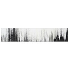 Simple Abstract Art Small Flano Scarf