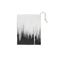 Simple Abstract Art Drawstring Pouches (XS)
